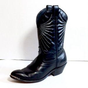 Laredo leather western boots 8.5